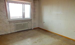 Wohnungsauflösung Stuttgart - nachher
