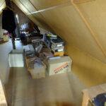 Entrümpelung - Dachboden
